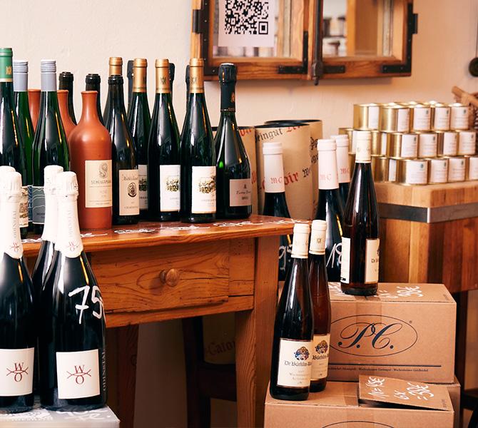 Weinstube Eselsburg